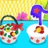 Flower Basket Cupcake A Free Other Game