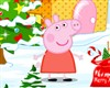 Peppa Pig decorated Christmas