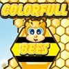 Colorfull Bees
