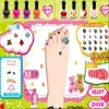 Nail Polish Designs A Free Dress-Up Game