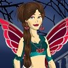 Dark Fairy Delilah Dress Up Free Game