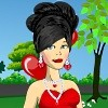 Valentines Party Sophia Dressup Free Game