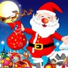 Santa Claus Ready For Christmas A Free Dress-Up Game