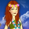 Hawaiian Luau Dress Up Free Game