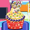Party Cupcake Maker Free Game