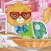 Smiley Kitten Dressup Free Game