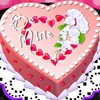 Valentine Chocolate Cake A Free Customize Game