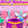 Nail Color Workshop A Free Customize Game
