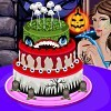Spooky Cake Decorator Free Game
