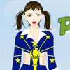 Peppy Patriotic Indiana Girl A Free Dress-Up Game