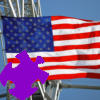 American Flag Jigsaw Free Game