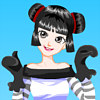 Happy Fun Panda Dressup Free Game