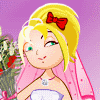 Southern Belle Wedding DressUp Free Game
