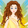 Spring Fairy DressUp Free Game