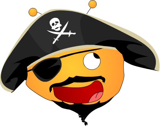 Team Pirate Captain Fupa