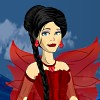 Dark Fairy Leigha Dress Up Free Game