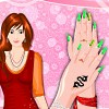 Party Nail Art Free Game