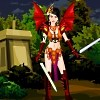 Girl Power Warrior Dress Up Free Game