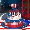 4th of July Cake Maker Free Game
