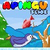 Help Apingu to collect fishes as many as you can in a limited time and go to the iglo in this simple puzzle platform game. Put your feet up on slipery ice and avoid all obstacle and get for the highest score.
