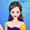 Mermaid Megan Dress Up Free Game