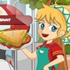 Do you enjoy management and cooking games? If yes, this is the perfect game for you. Stella owns a sandwich boutique and needs your help to satisfy her customers. Use your agility and cooking skills to win as many points as possible!