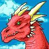 Ride a mystical dragon past flying islands to do battle with evil sorcerers and winged beasts!