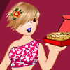 Perky Pizza DressUp Free Game