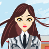 School Girl DressUp Free Game