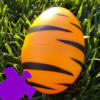 Tiger Egg Jigsaw Free Game
